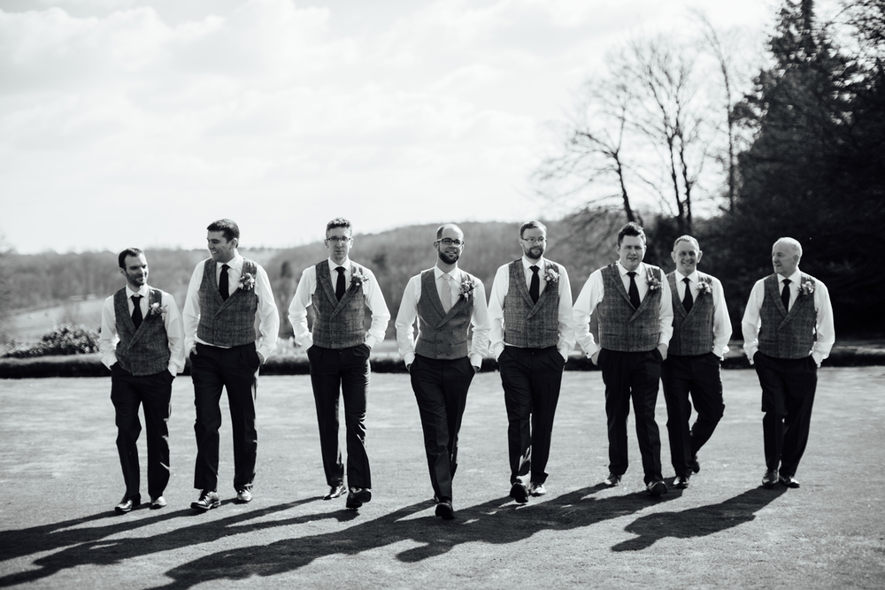 professional wedding photographers chesterfield