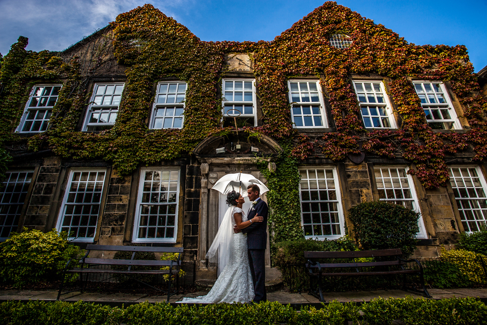 amazing wedding photography whitley hall sheffield