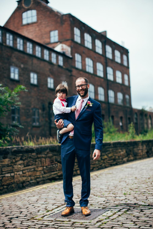 industrial wedding photography kelham island sheffield