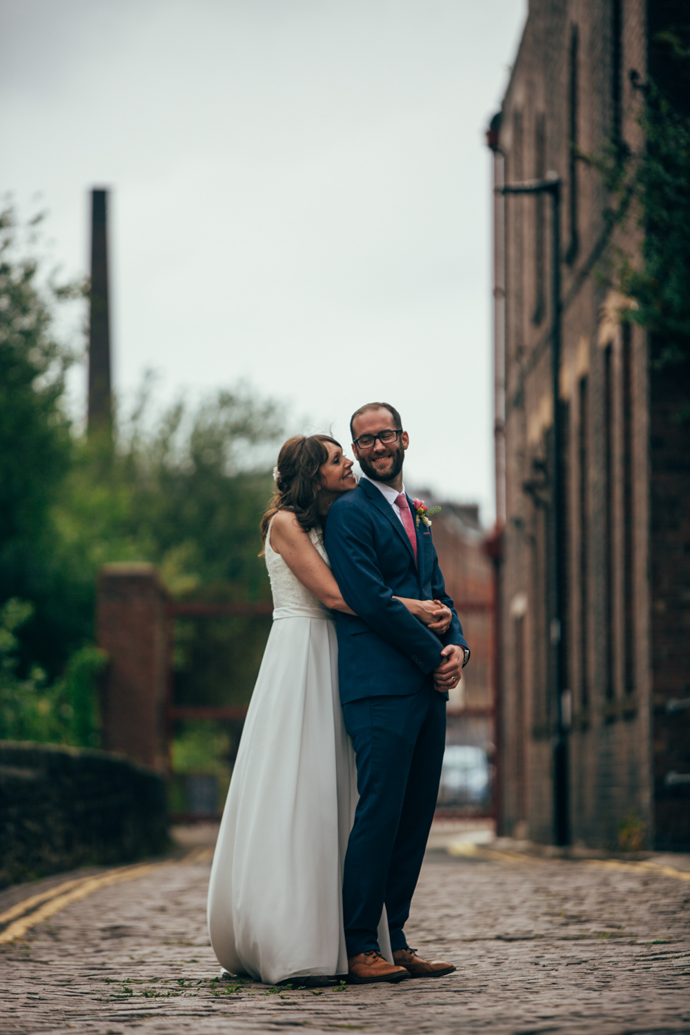 industrial style wedding photographers sheffield