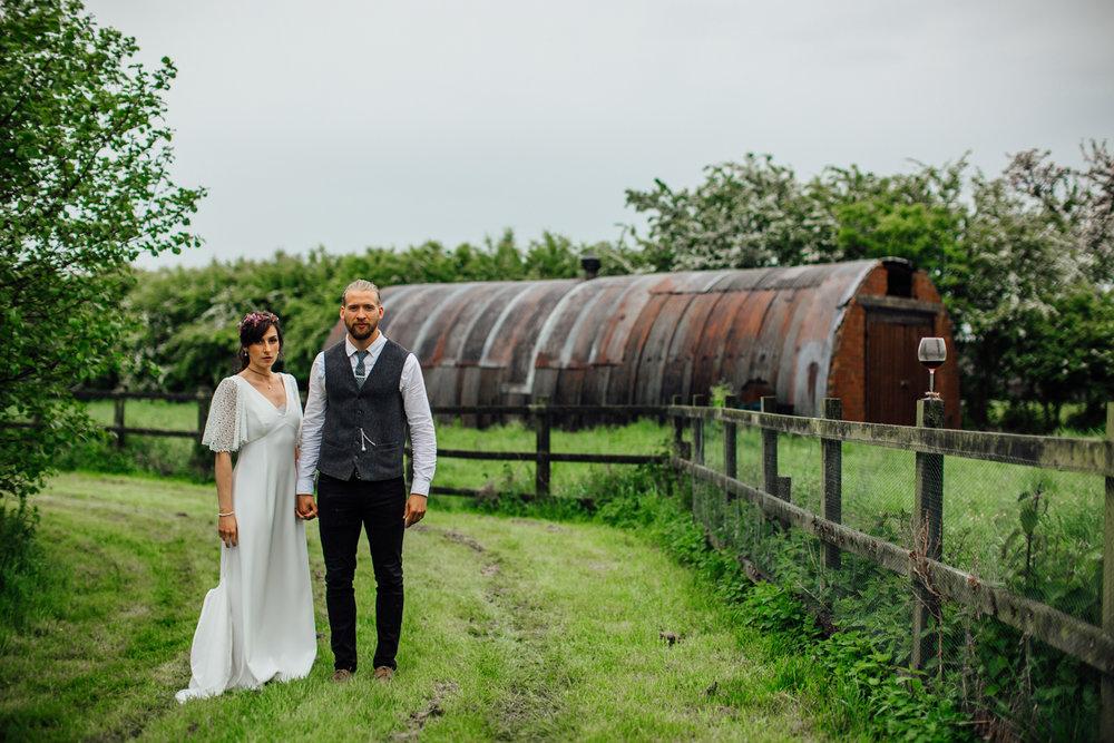 Leeds wedding photographers brides up north