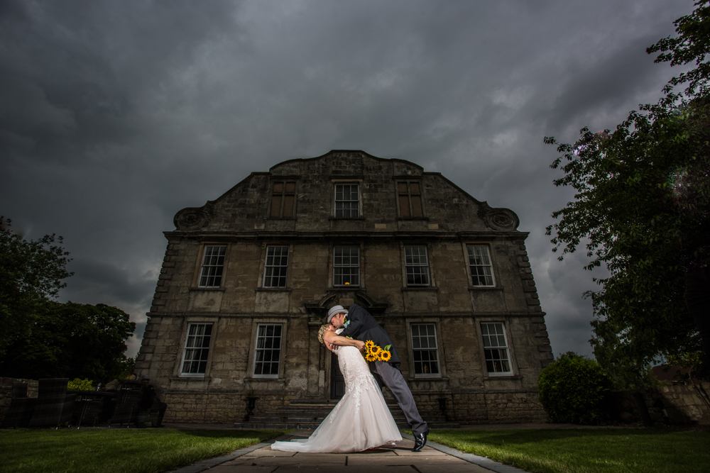 quirky wedding photographer rotherham