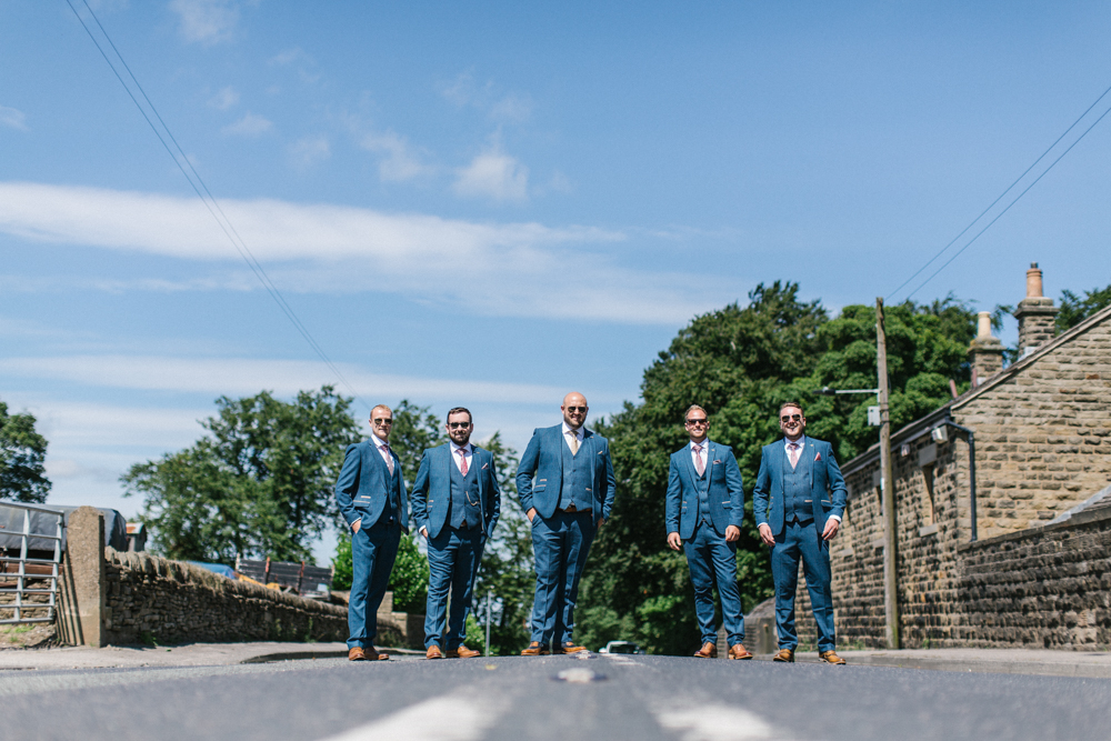 amazing wedding photography cubley hall barnsley