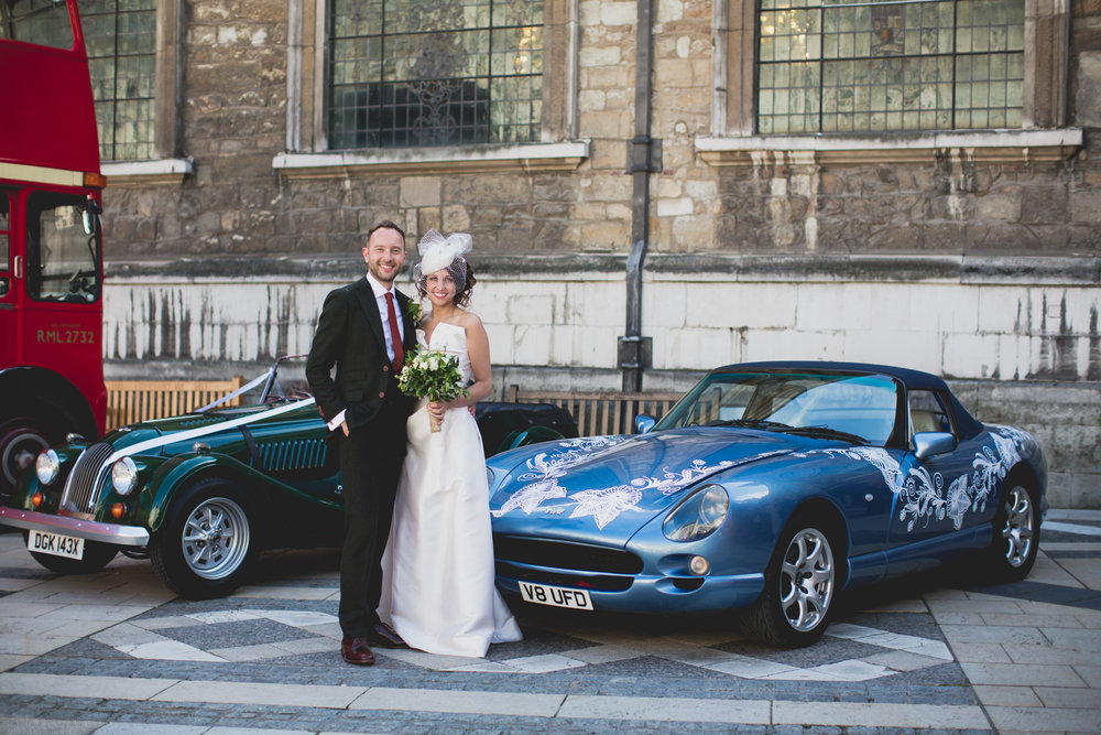 quirky london wedding photographers, mc motors-87.jpg
