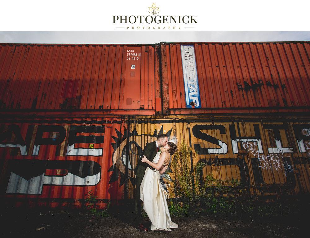 london wedding photographers mc motors nick & nic.jpg