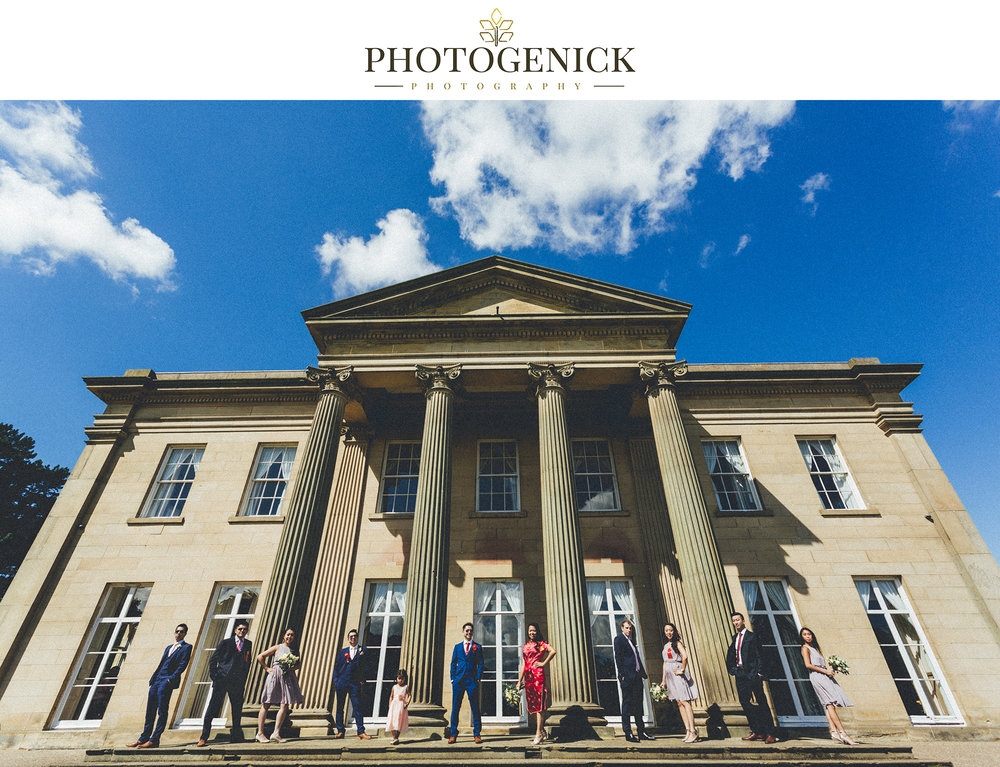 wedding photographers in rotherham