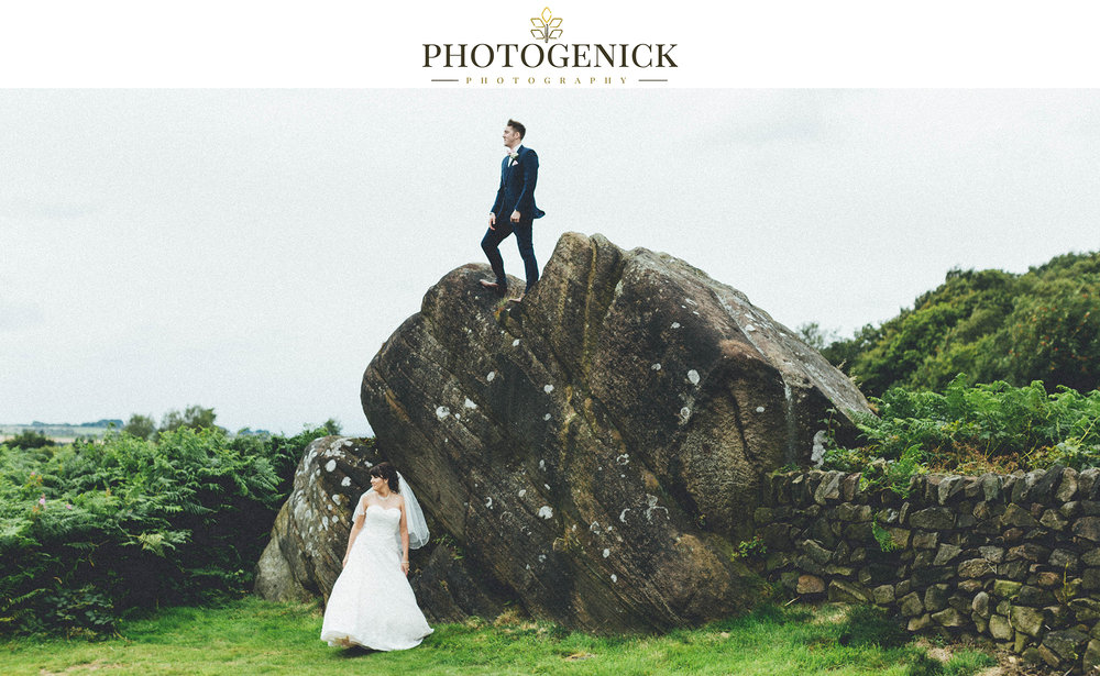 quirky wedding photographers in rotherham, Yorkshire