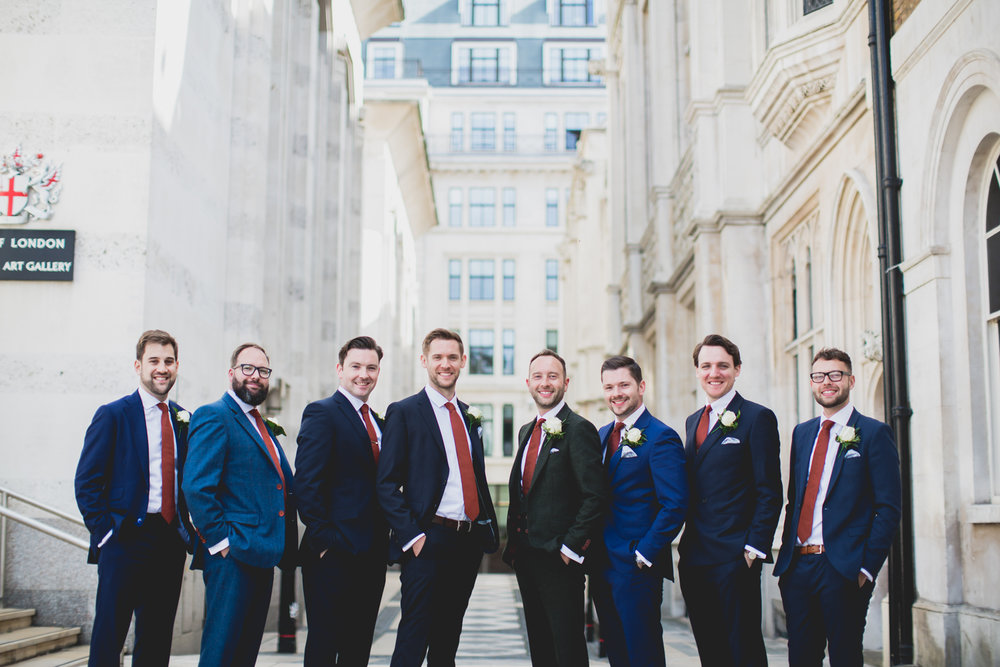 amazing wedding photographers in london