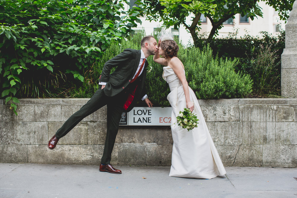 industrial wedding photographers in london