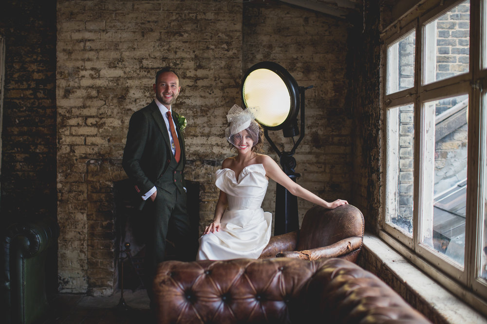fashion wedding photographers in london