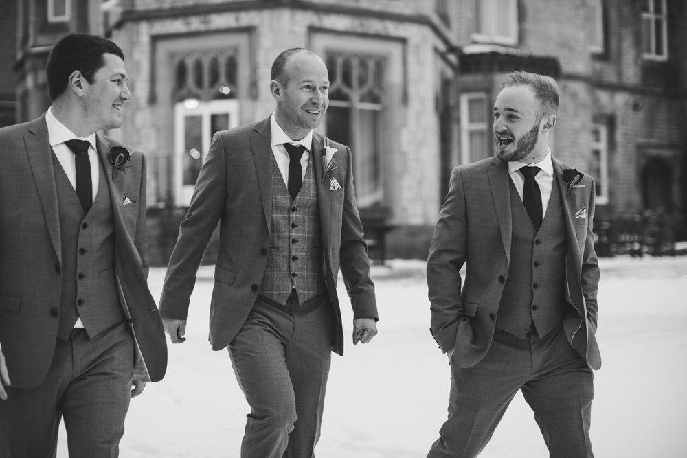 stylish wedding photography sheffield