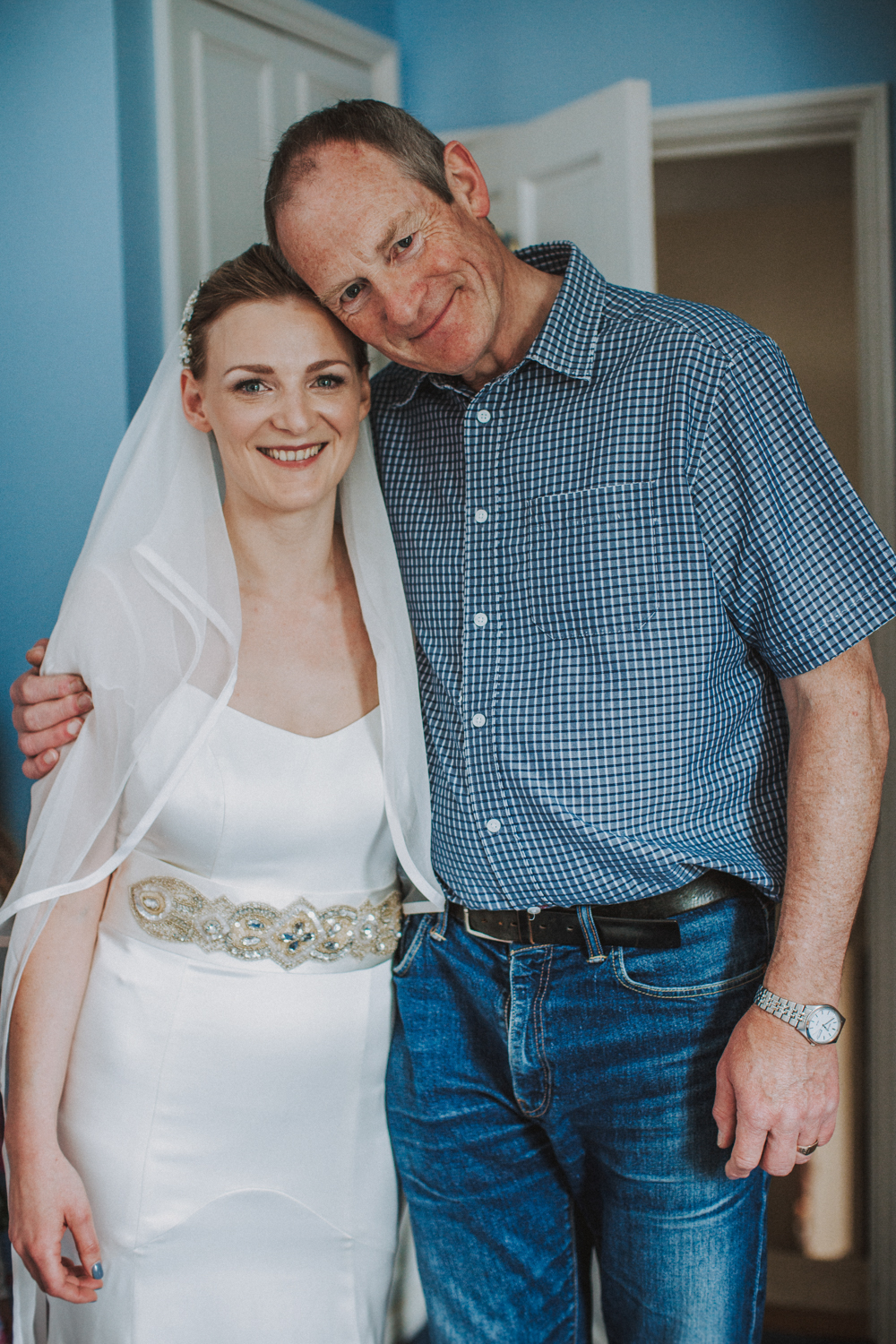 quirky Guernsey wedding photographers