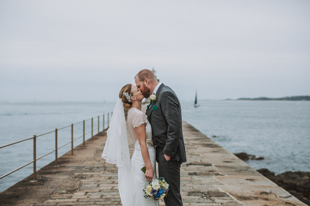 natural wedding photographers in Guernsey