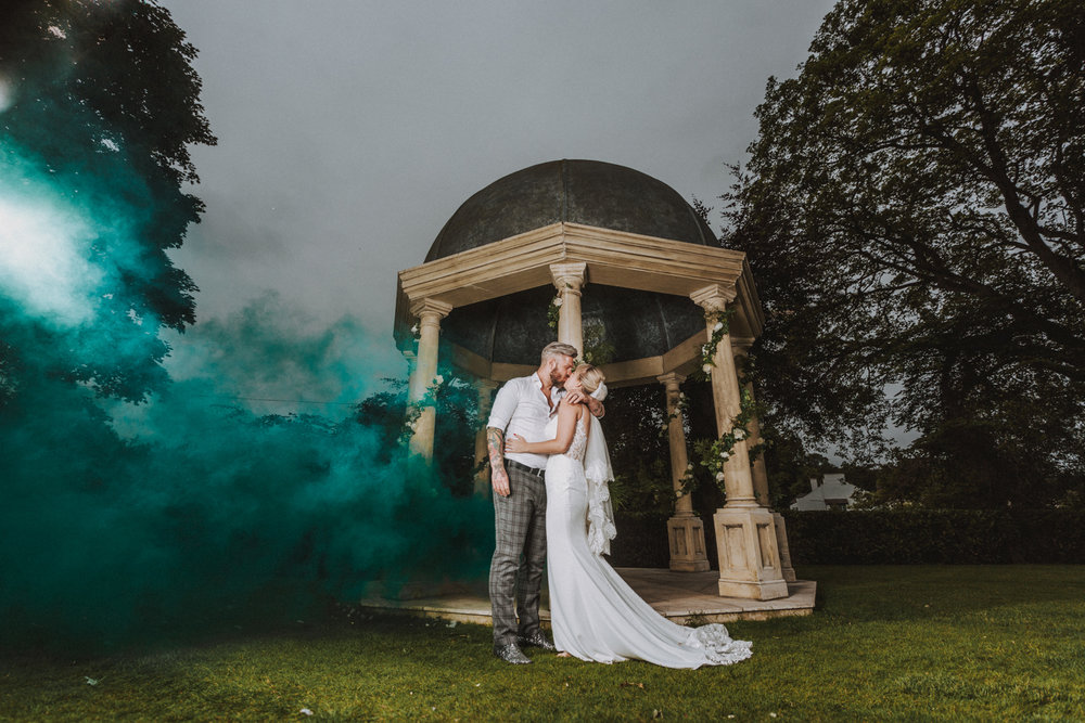 Wentbridge house pontefract wedding photographers