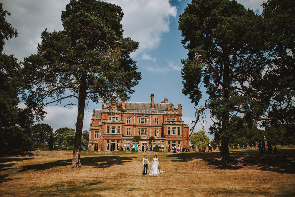 rossington hall wedding photography review