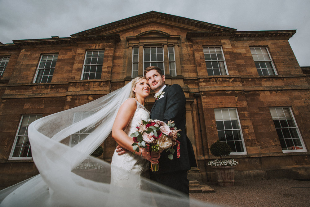 amazing Bowcliffe hall wedding photographers