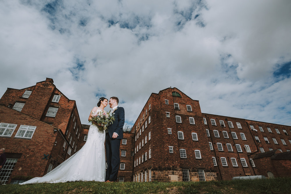 best the west mill, Derbyshire wedding venue