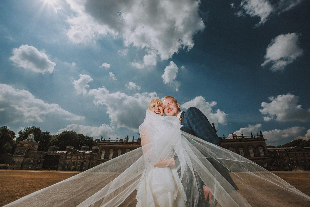 wentworth woodhouse wedding photographers