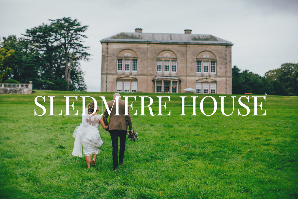 SLEDMERE HOUSE YORKSHIRE WEDDING VENUE