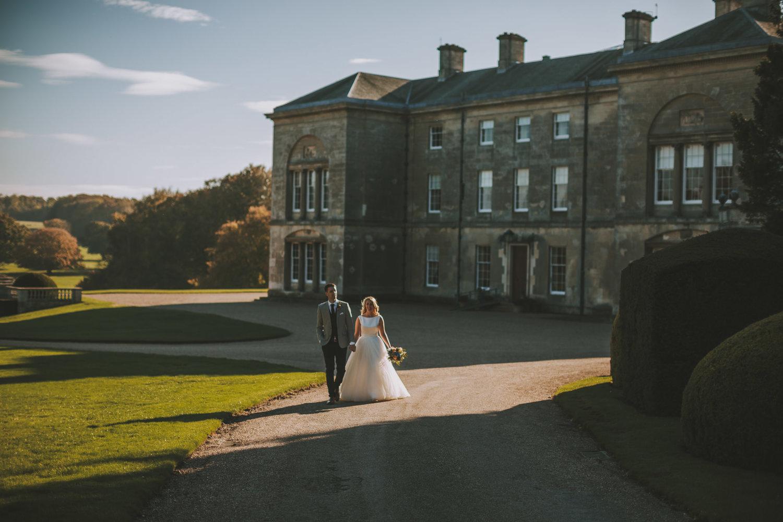 Zoe & Tom's Sledmere House, Yorkshire Wedding Blog  — Yorkshire