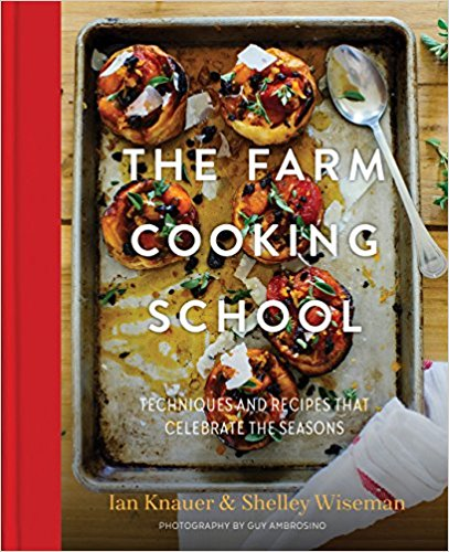 It's here! It's finally here! - You've taken the classes, now take home the book!You are invited to join Ian and Shelley as we celebrate the release of their first collaborative cookbook,The Farm Cooking School: Techniques and Recipes That Celebrate The Seasons (Quarto/Burgess Lea Press).You can pre-order your copy here!