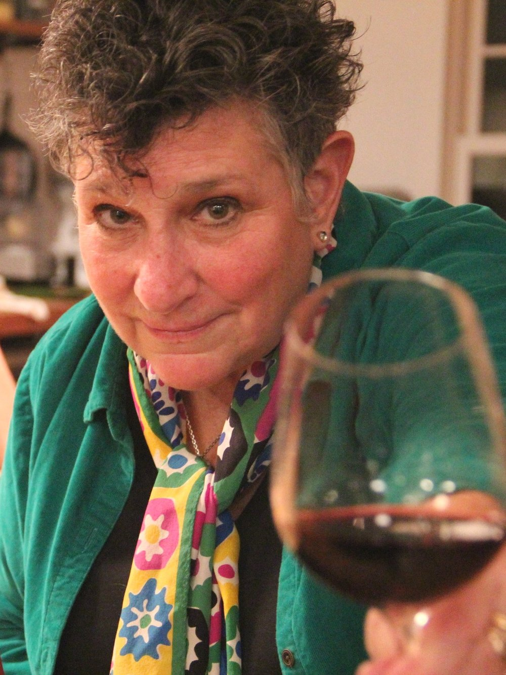 Segment 3: Wine Drinking with Carol Berman   Nothing accentuates a meal like a great wine...or even just a good wine. Hopefully the same is true for podcasts. Karl sat down with Carol Berman, our resident sommelier, founder of Class in a Glass, and all around amazing person to talk about wine, collaborating with Shelley on our wine-paired dinners, and to go through some tasting basics. It's five o'clock somewhere.