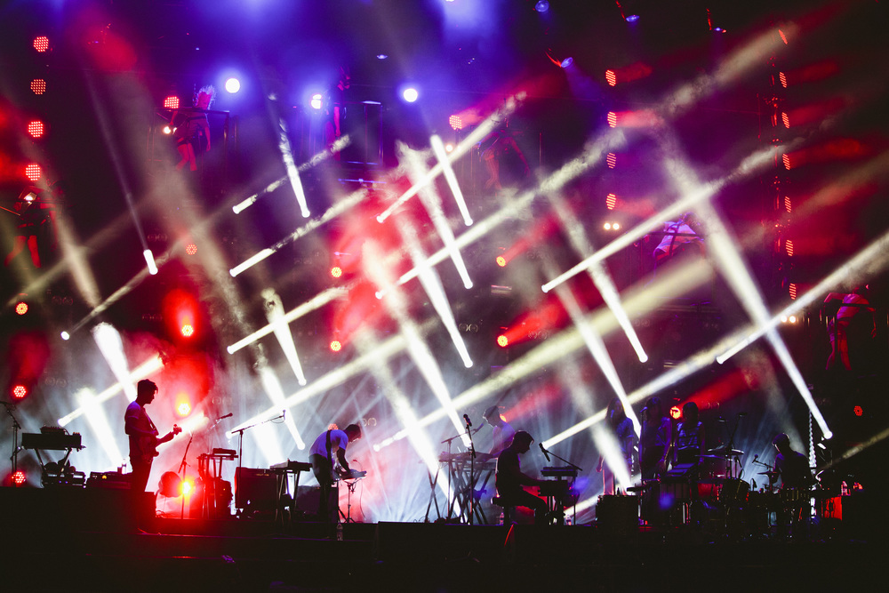 Foster The People-Firefly Festival 2013