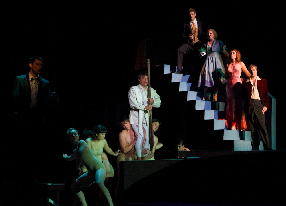 L'Orfeo- Long Beach Opera Conservancy