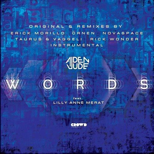 Aiden Jude - Words (feat. Lilly Anne Merat)