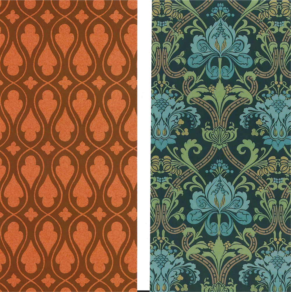 "Historic New England - ""Wild Wallpapers "" part of Boston Design Week 2015"