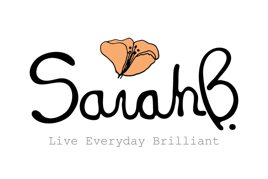 Sarah B Rebrand