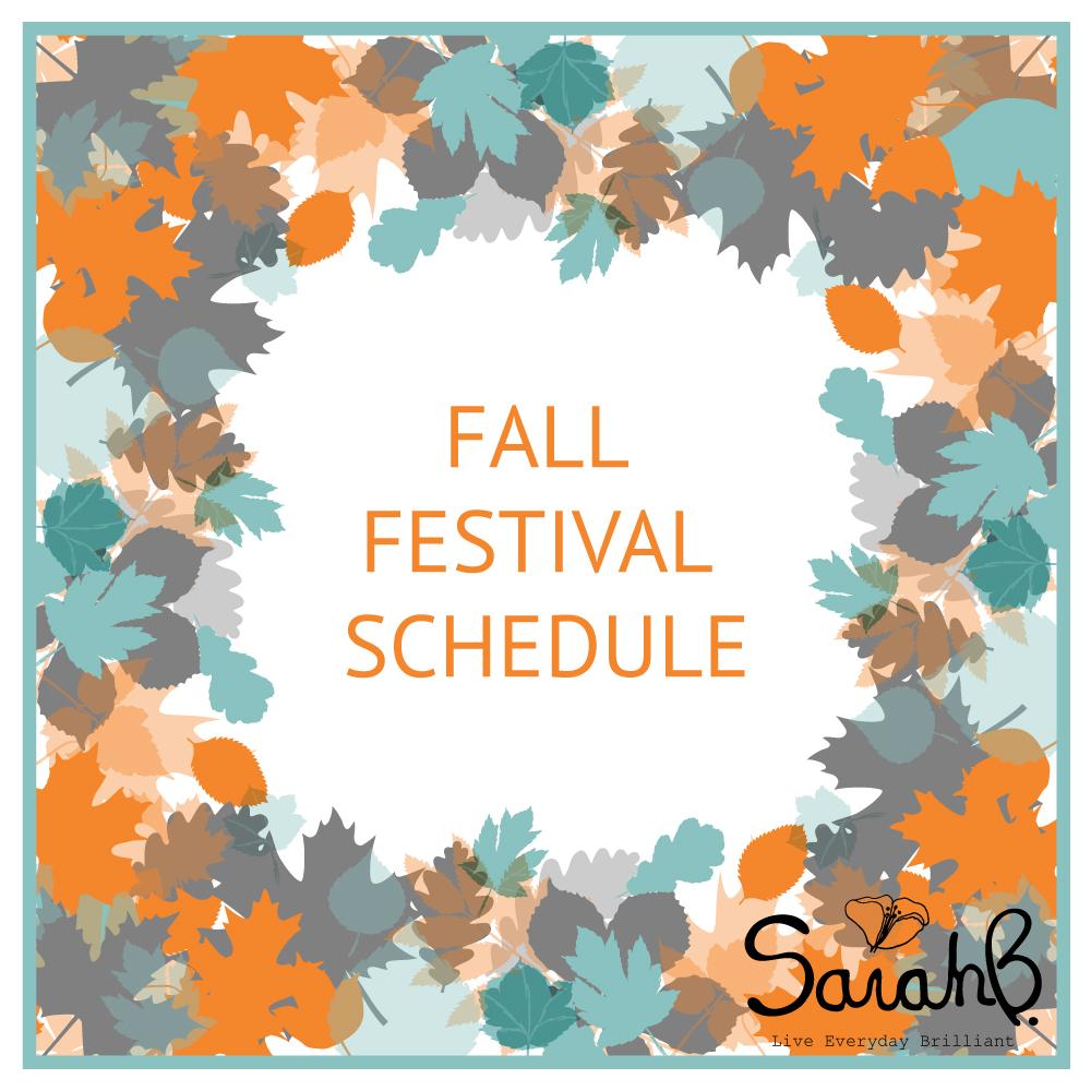 FallFestivalSchedule