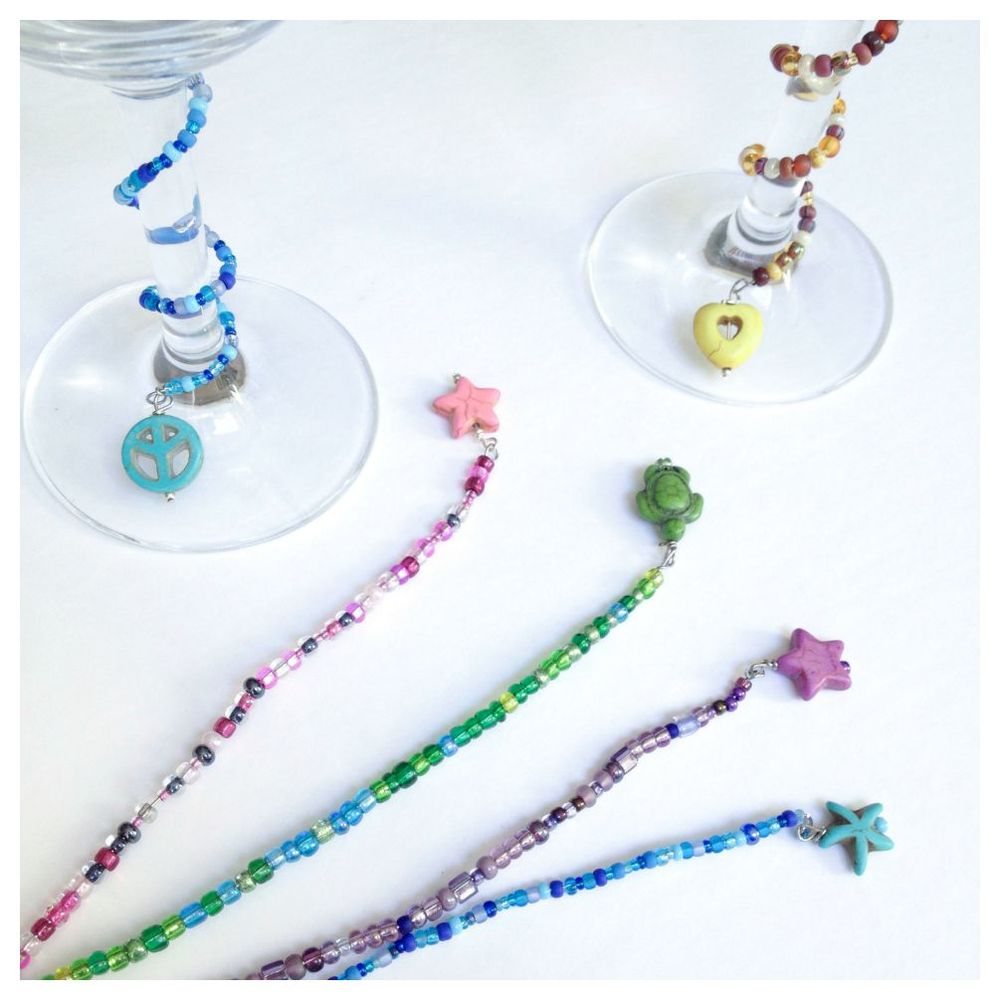 SeedBeadsWineCharms