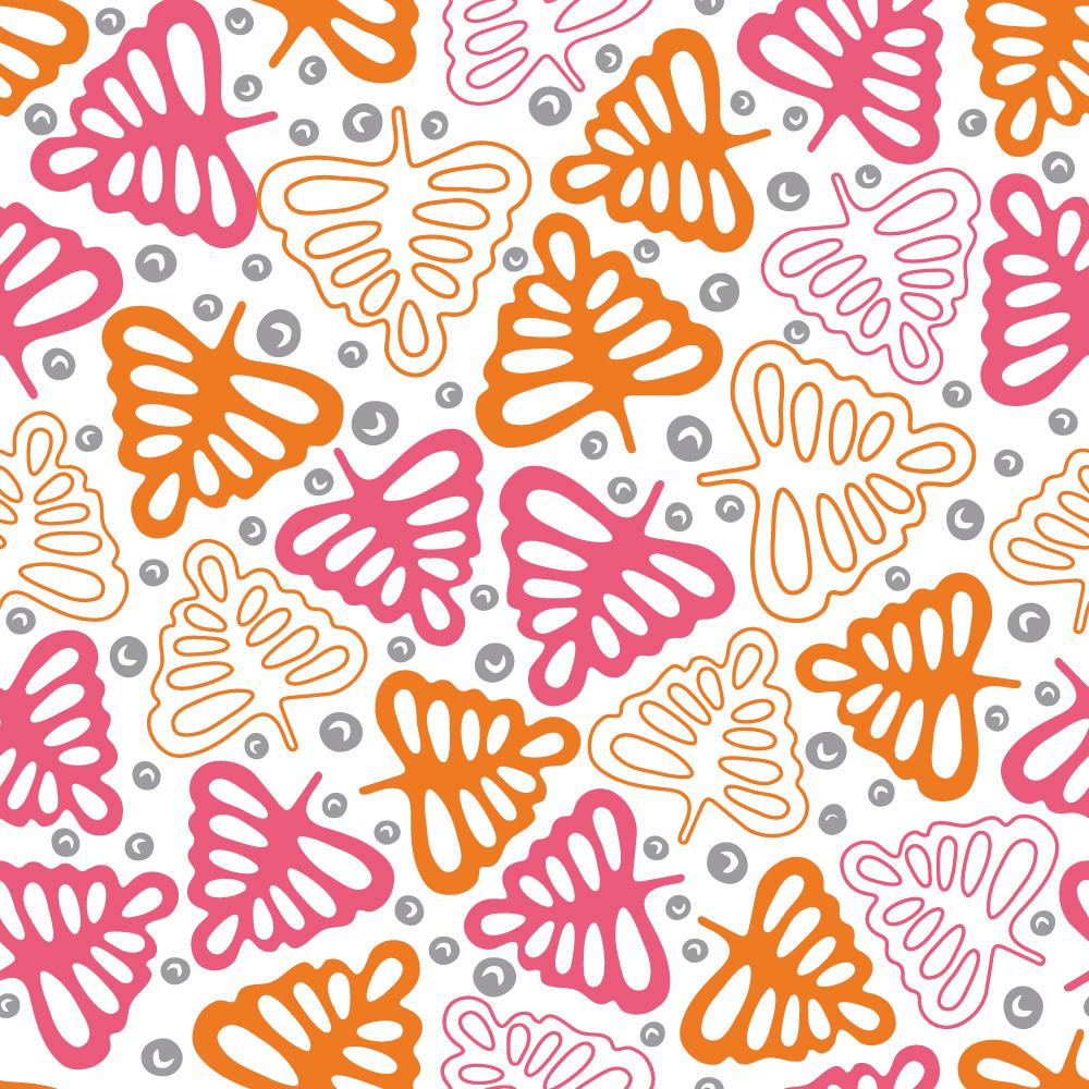 Surface Pattern Design - Mid Century Inspired