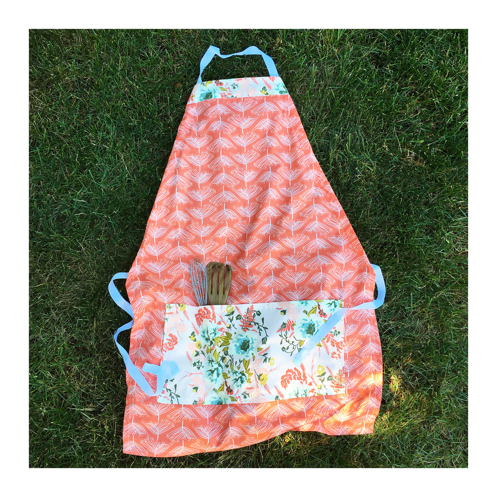 Adjustable Strap Apron