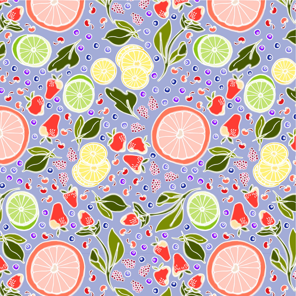 Surface Pattern Design - Nature/Organic
