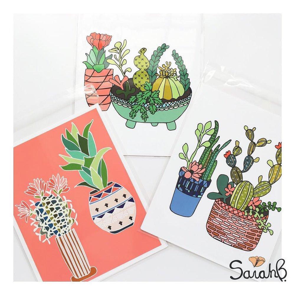 CactusPrints