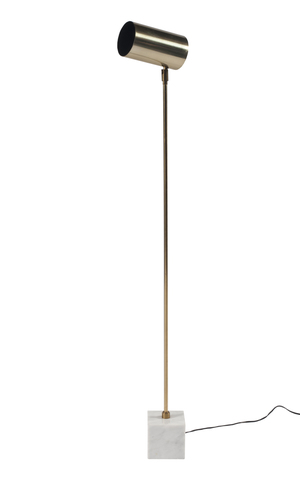 Robert sonneman spotlight floor lamp full circle modern robert sonneman spotlight floor lamp mozeypictures Images