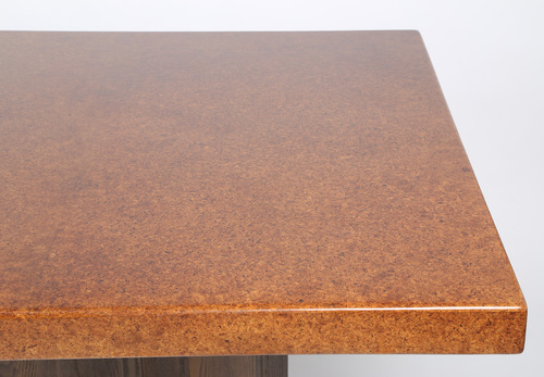 Large Cork Top Dining Table By Paul Frankl Circa 1949 Full