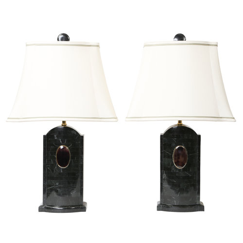 lighting lamp antique shade candlestick iteminformation finished and furniture silk black maitland smith lamps silver
