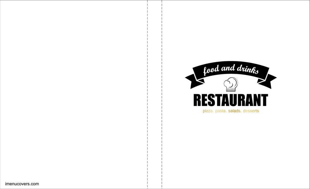 menu covers leather color print linen custom restaurant hotel