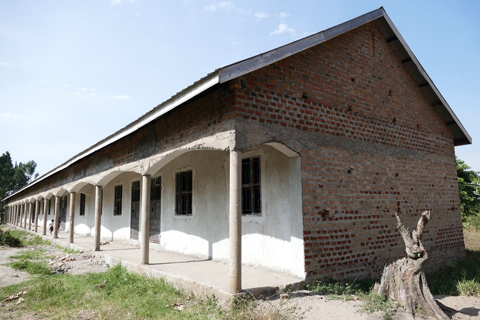 New 8 Room School Building