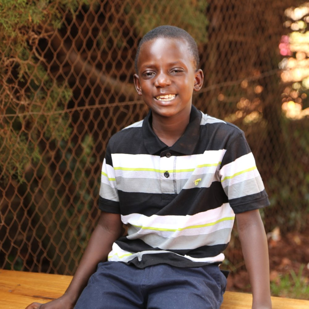 Musa Kayumba born January 10, 2010