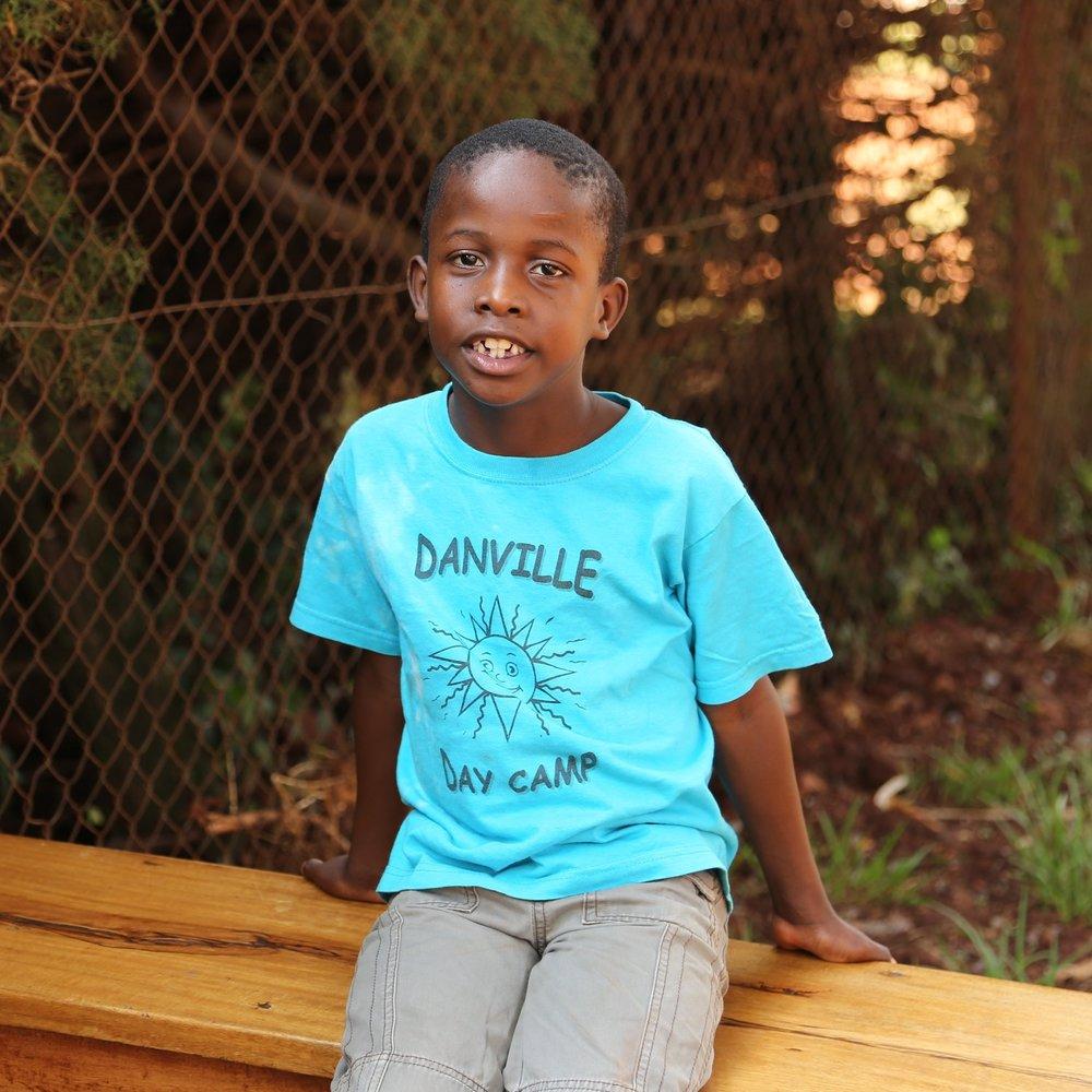 Michael Kayigwa born December 24, 2009