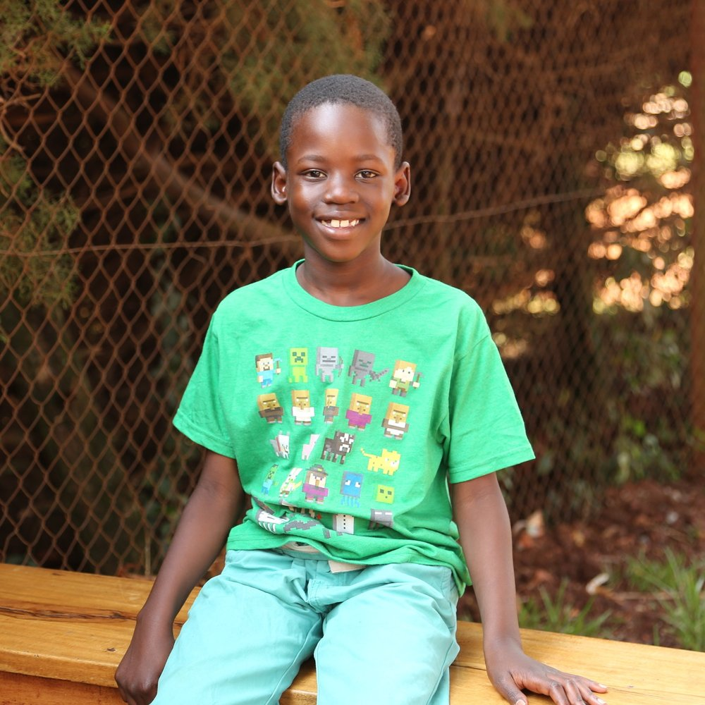 Mugisha Enoch born February 11, 2008