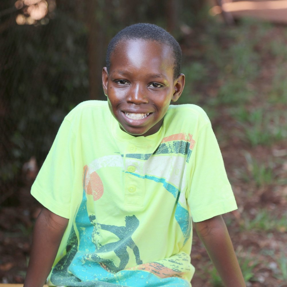 Joseph Oyango  born April 21, 2007