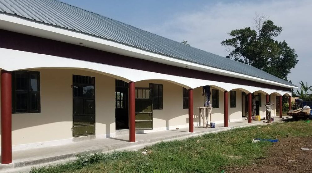 School Opening, Feb 5, 2018