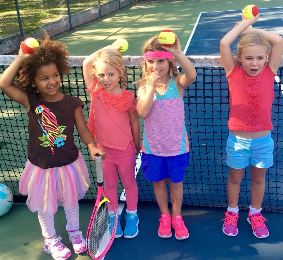 Little Beagles - Ages 3 to 5Our Little Beagles program is one of the only 3 to 5 year old tennis programs in the area. Start your child in a game for life with one of our 3 little beginners options!