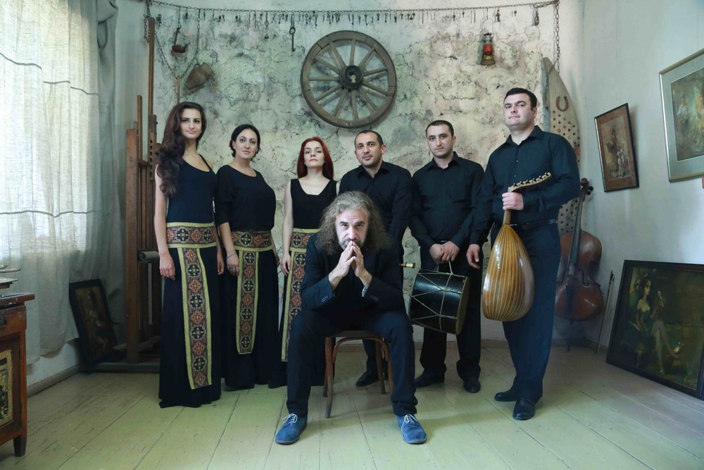 The Naghash Ensemble 2014 Touring Company