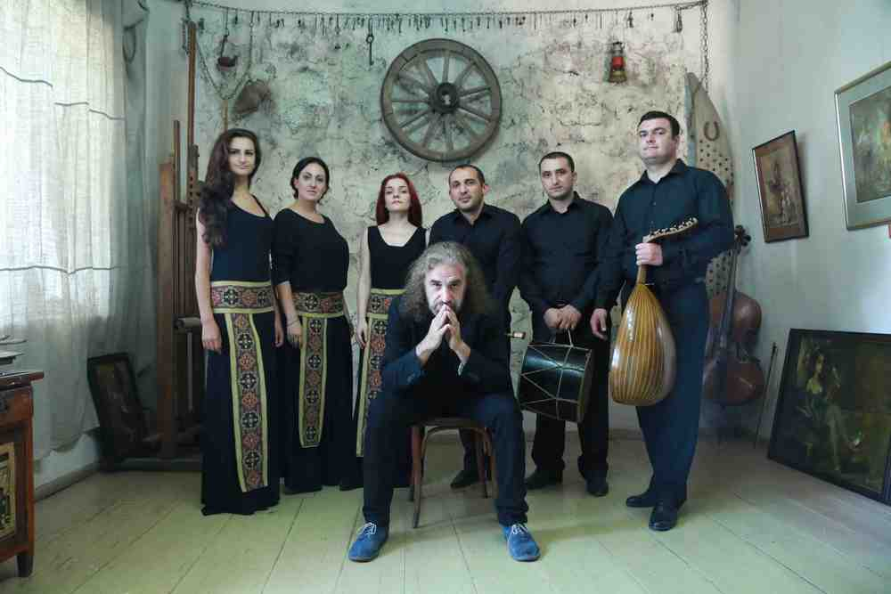 The Naghash Ensemble 2014 Touring Company